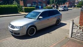 Audi A4 1.9tdi auto full leathers swap part ex