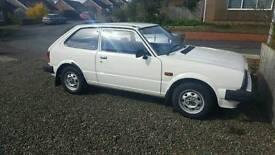 Honda Civic 1981 Mk2 En1 Hondamatic Auto