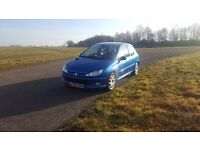 Peugeot 206 gti 1.6 hdi 2005 for sale