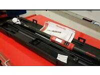 Snap on digital torque wrench