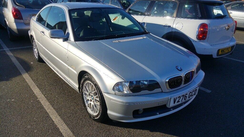BMW 323 ci - £950