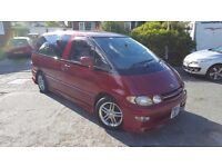 Toyota Lucida 8 seater Van/MPV. Low Mileage. Full Bodykit. Gorgeous Van!!!