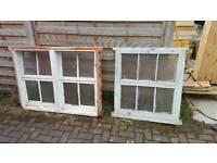 Free timber windows