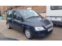 Fiat Multipla 1.9Jtd 6 Seat - Spare/Repairs - Runs/Drives