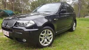 2007 BMW X3 3 SI MSPORT 6 spd steptronic 07 update 200KW Xdrive Brisbane City Brisbane North West Preview