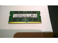 8Gb PC4 2133Mhz so-dimm