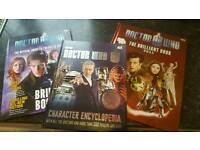 Dr Who triple bundle books