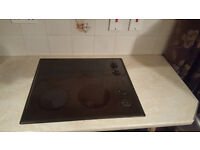 Ceramic hob, oven and hood for sale