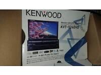 Kenwood kvt-526 car touchscreen dvd