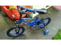 Kidcool kids bike