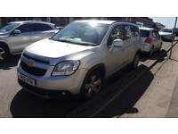 2012 Chevrolet Orlando LS in immaculate condition,very low mileage