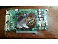 Nvidia Quadro FX 1500 PCI Express graphics card