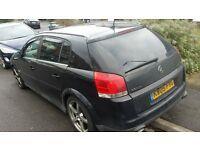 Vauxhall Signum Elite Sport fully loaded 3L diesel manual 1800£