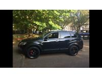Chevrolet Captiva 2011, 2.0 automatic, diesel, 7 seaters