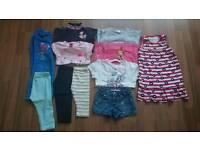 Girls bundle size 3-4