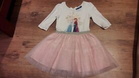Frozen girls size 1.5- 2 years