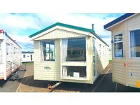 BARGAIN STATIC CARAVAN FOR SALE SANDYLANDS NEAR WEMYSS BAY SUNDRUM GLASGOW IRVINE AYR GREENOCK LARGS