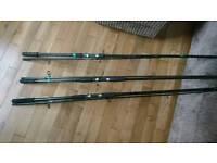 Carp rods swap or sale