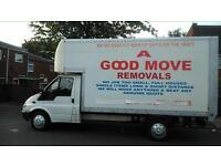 A GOOD MOVE REMOVAL FROM £7