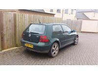 Vw golf 2.0 GTI. Spares or repai