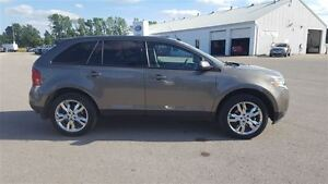 2013 Ford Edge SEL AWD | Navigation | Accident Free Kitchener / Waterloo Kitchener Area image 5