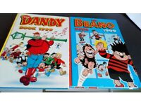 Beano, Dandy and others