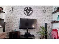 Lovely 2 bed flat for exchange