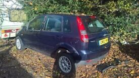 breaking ford fiesta 2003 all the parts are available