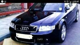 Audi a4 2004 power folding mirrors black