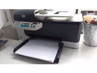 HP Officejet J4680 All-in-One Inkjet Printer USED