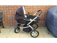 Mothercare my3 pram/pushchair , vgc