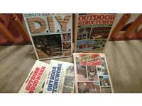 Various DIY books