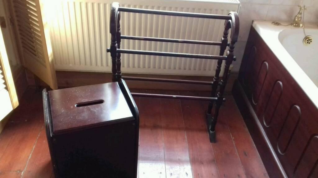 Mahogany Bathroom Furniture