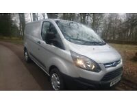 transit custom trend, very clean van, ready for work only £8995ono NO VAT px poss