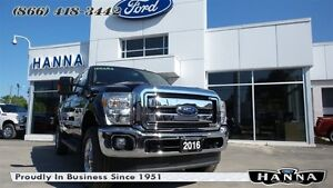 2016 Ford F-250 *NEW*CREW CAB XLT 4X4 6.2L V8 GAS