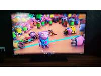 PHILIPS, 50inch, full HD, led. Perfect condition.