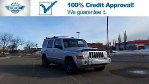 2010 Jeep Commander Sport 7 Passenger 4x4!! Low Monthly Payments