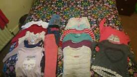 Big bundle of girls clothes size 5-6 mainly
