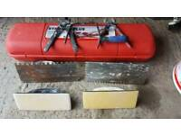 Rubi 50-n-plus tile cutter plus other tiling tool's