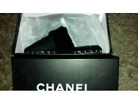 (Make fab mothers day gift) Brandnew Genuine CHANEL quilted fur slippers
