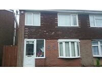3 bedroom house for rent in Rowley Regis. Close to the train station and the motorway