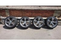BMW M5 Alloy Wheels for BMW f10 AVANT GARD M355