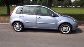 2007 Ford Fiesta Ghia Diesel, £30 a Year Road Tax