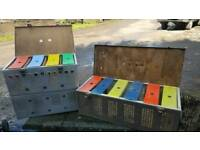 Pigeon carry boxes