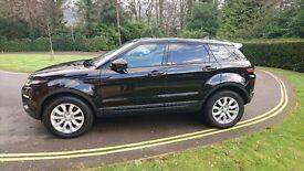 Land Rover Range Rover Evoque 2.0 TD4 SE Tech 5 door Diesel Automatic Reg date 13.11.15