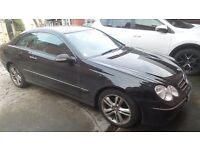 Black Mercedes C220 coupe for sale in Headingley