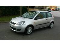 Ford fiesta 2007 1.2 full service history 2 keys Hpi clear excellent drive