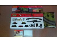 HORNBY 1201 COUNTRY TO COAST 00 GAUGE TRAIN SET