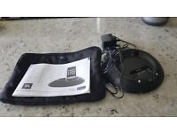 JBL On Stage IIIP portable loudspeaker dock for Iphone and Ipod system