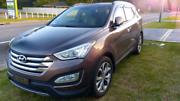 Hyundai Santa Fe 2014 Lemon Tree Passage Port Stephens Area Preview